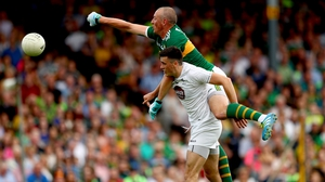 Donaghy in action against Kildare this summer