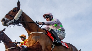 Low Sun delivered for Willie Mullins