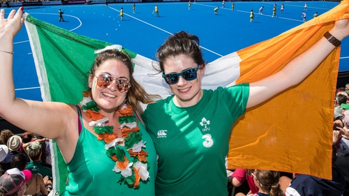 Ireland fans are dreaming of glory