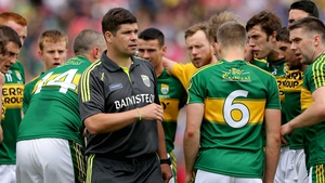 Eamonn Fitzmaurice spent six years in charge of Kerry