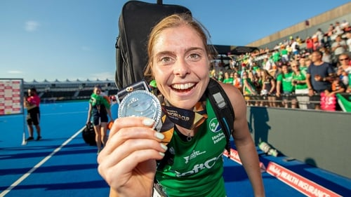 """Katie Mullan: """"It wouldmean absolutely everything to us to qualify for the Olympics."""""""