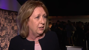 Mary McAleese said she welcomed the decision by the Pope to reopen the question of admitting women to the permanent diaconate