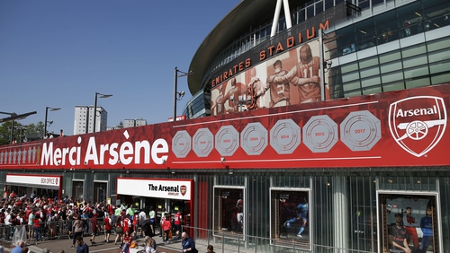 Arsenal valued at $3.1 billion as Kroenke moves to take complete control