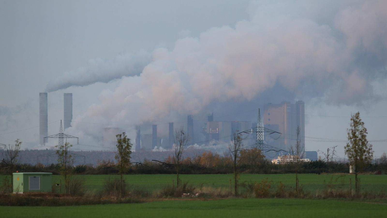 Limits on US coal plant emissions unnecessary - EPA