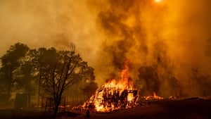 California is battling the state's largest ever wildfires