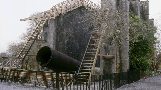 Restored Birr Telescope (1999)
