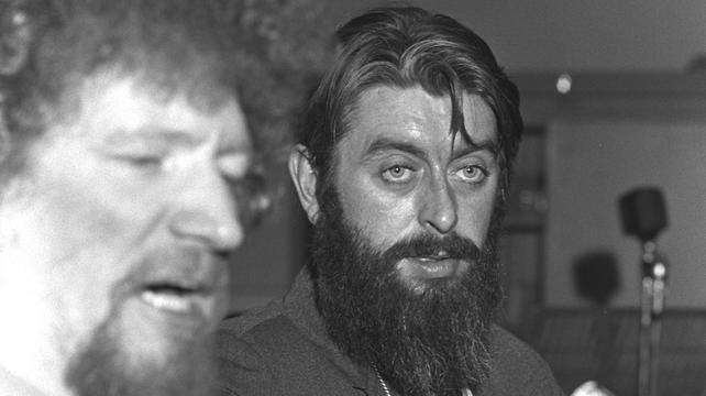 Luke Kelly and Ronnie Drew