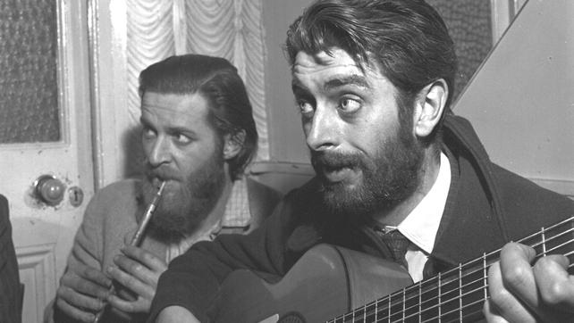 Ronnie Drew and Ciarán Bourke (1963)