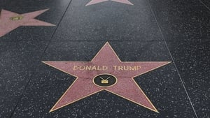 Donald Trump was awarded his star on the Hollywood Walk of Fame in 2007