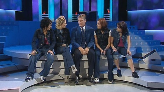 B*witched and Pat Kenny (1998)