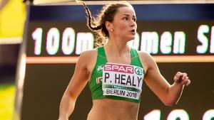 Phil Healy produced a superb run in Austria
