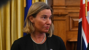 Federica Mogherini said trade sovereignty must be protected