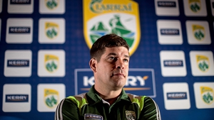 Eamonn Fitzmaurice stood down as Kerry manager on Saturday night