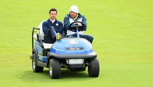 European Ryder Cup captain Thomas Bjorn believes Rory McIlroy is on the verge of turning consistency into silverware