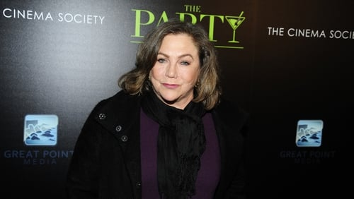 """Kathleen Turner - """"The Friends actors were such a clique - but I don't think my experience with them was unique"""""""