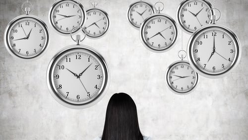 Are you sick of trying to remember when and how to change the clock?