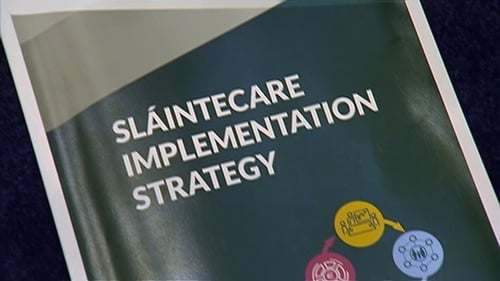 Liam Doran said there are questions about the political  and managerial commitment to progressing Sláintecare
