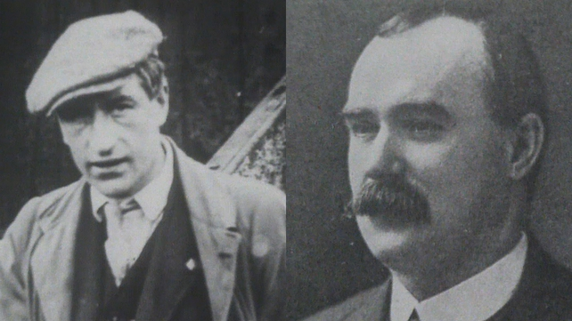 Jim Larkin and James Connolly