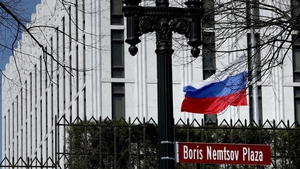 Russia described the sanctions as 'draconian'