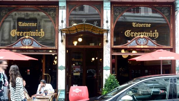 taverne greenwich gastrogays beer bar brussels
