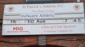 Inchicore Athletic got their dream draw in the FAI Cup. Photo: Inchicore Athletic