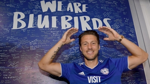 Harry Arter is a Bluebird. Photo: www.cardiffcity.co.uk