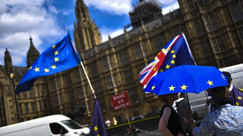 The move will mean EU citizens in the UK would be able to continue accessing the NHS and the benefits system