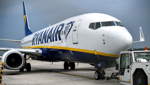 Ryanair appealed for the Passenger Locator Form to be made available online only