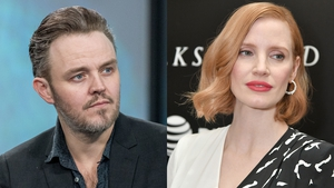 Matthew Newton steps down from Jessica Chastain film after backlash
