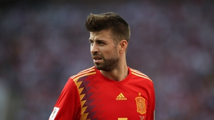 'Playing for Spain was an awesome experience.'