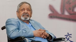 V S Naipaul was awarded the 2001 Nobel Prize for Literature