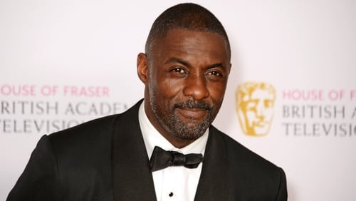 Idris Elba fuels Bond speculation