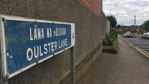 The discovery was made at a house on Oulster Lane in Co Louth