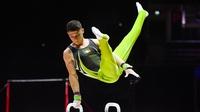 Rhys McClenaghan takes gold   European Championships
