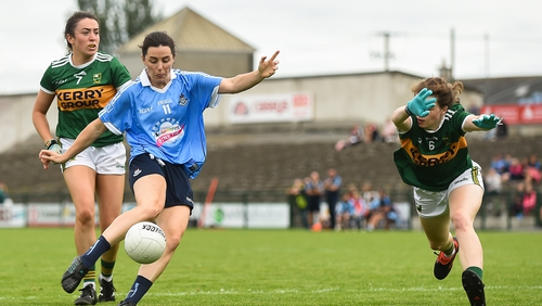 Dublin will face Galway in the All-Ireland semi-finals.