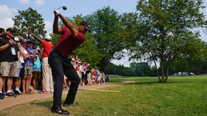 Tiger Woods missed out on his 15th major by two shots
