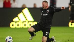 Wayne Rooney kickstarted his MLS career