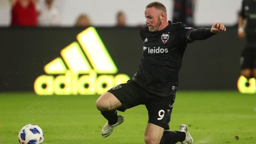 Captain fantastic Wayne Rooney produces 96th-minute heroics to win MLS thriller