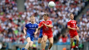 Tyrone edged out Monaghan by the bare minimum