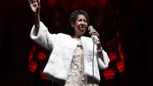 The Queen of Soul has died aged 76