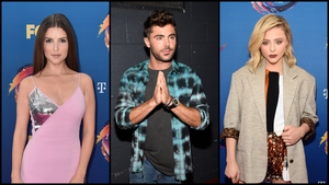 Teen Choice Awards Pink Carpet