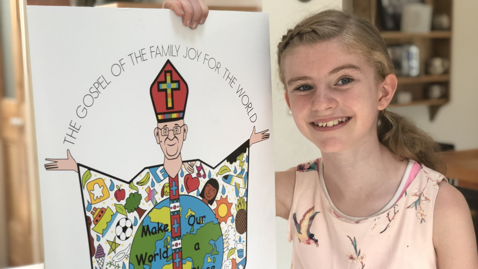 Image - Jane Boland, 11, from Nenagh, Co Tipperary