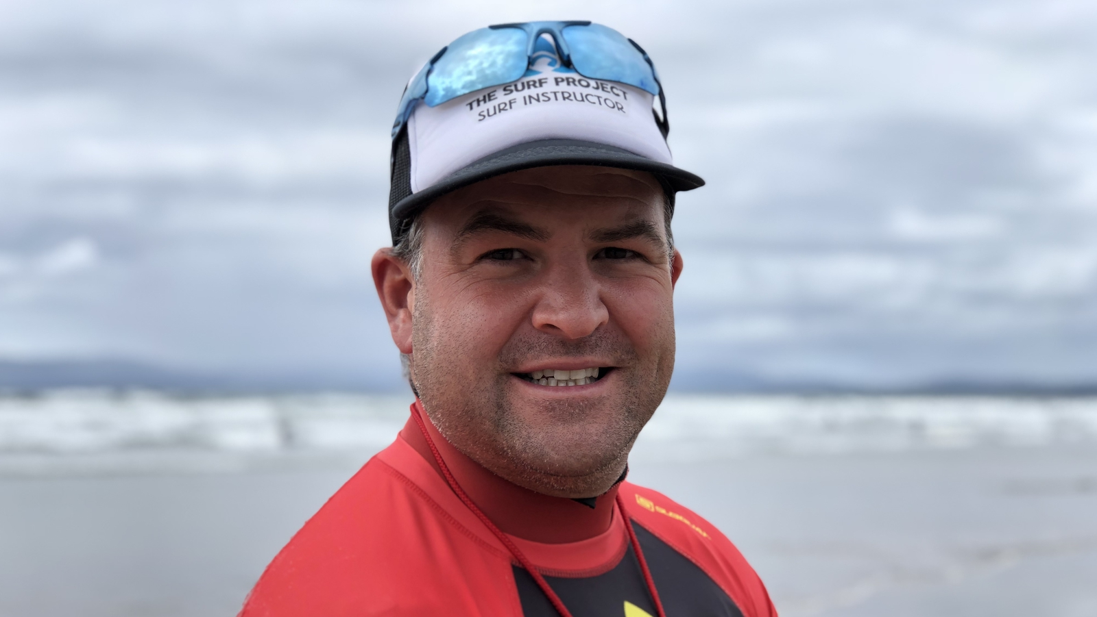 Image - Jono Griffin from The Surf Project, a pioneer ministry supported by the Methodist Church in Ireland