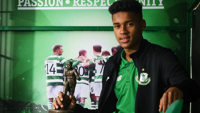 Bazunu among quintet called into Ireland Under-21 squad