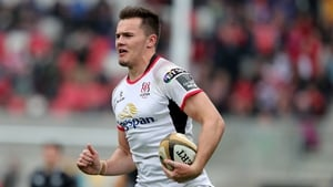 Jacob Stockdale has suffered a hamstring strain.
