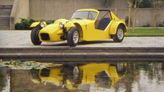 TM Costin Sports Car (1983)