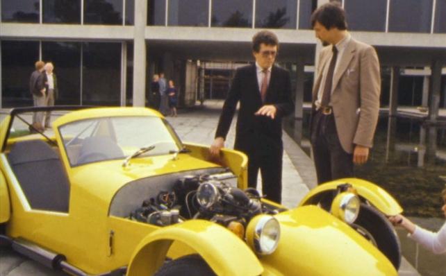 TM Costin Sports Car (1983)