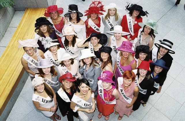 Rose of Tralee Contestants (2003)
