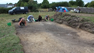 The dig took place over five days from 6-10 August (Pic: Irish Archaeological Field School)