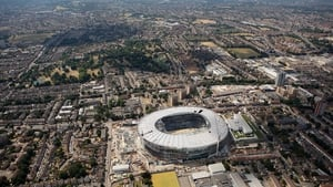 Spurs are hoping to be in their new stadium sooner rather than later